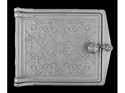 Поддувальные двери